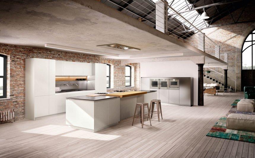 Zwevende Keuken Showroom : Van Vliet Keukens – Italiaanse keukens van Vliet keukens