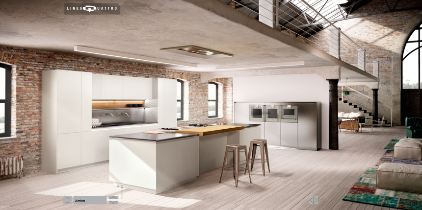 Luxe Keukenmerken : Onderstaande afbeeldingen van de keukens zijn ter inspiratie.