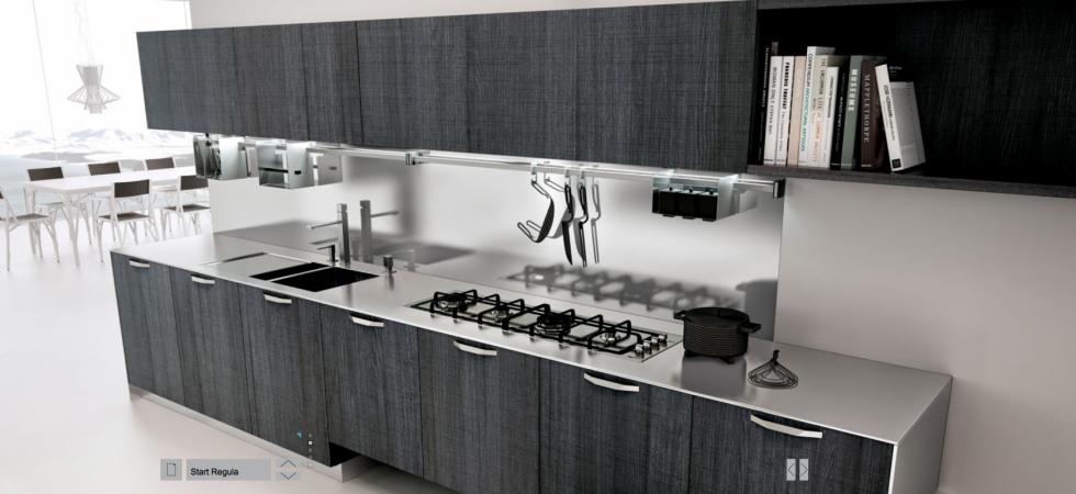 Luxe Keukenmerken : Van Vliet Keukens – Linea Quattro van Vliet Keukens